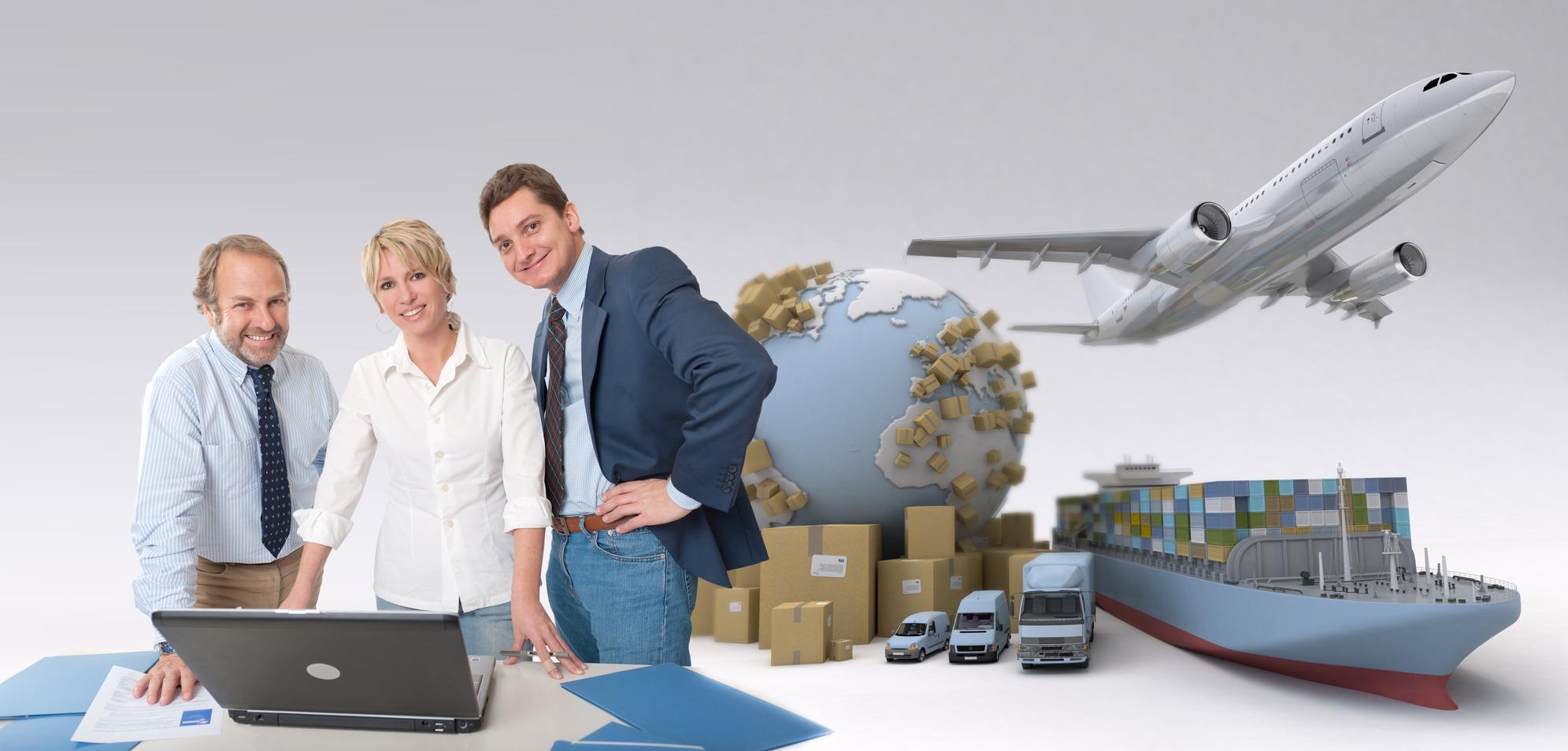 Wir führen Ihr Unternehmen in eine neue effektive Logistik- und Transportdimension.
